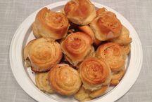 Receitas doces / Bolos, bolachas, pudins etc. Aqui compartilhamos as deliciosas receitas doces divulgadas pelo blog Mamãe Prática (www.mamaepratica.com.br) e outras inspirações do Pinterest.