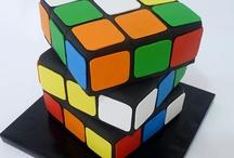 Rubik cake