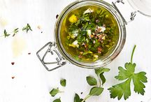 Dressings and Marinades / by Colavita Olive Oil