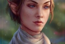 Fantasy - High Elves