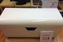 Blueprinter 3D-tulostin / Kuvia Blueprinter 3D-tulostimesta ja sillä tehdyistä 3D-tulosteista.