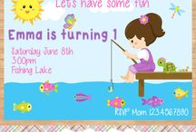 Fish Themed Party / by Heather G. | Golden Reflections Blog