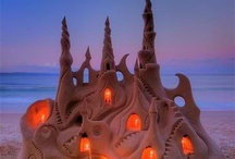 Sand Castles and Art