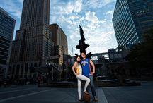 Fountain Square Cincinnati Engagement/Wedding Photography / Fountain Square Cincinnati Engagement/Wedding Photography by Maxim Photo Studio https://maximphotostudio.com / by Maxim Photo Studio