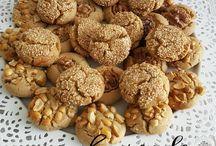 Tahinli kıtır kurabiye