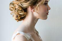 coiffures et make-up