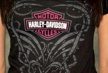 My Harley dreams