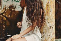 H a i r D o ' s / Long hair <3