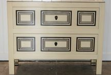 Chests / Beautiful distinctive chests