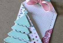 Cards - Tags Christmas
