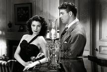 Ava Gardner - Zabójcy [1946] i Łapówka [1949]