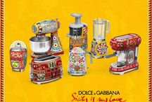 Sicily is my love #DGSMEG / Smeg and Dolce&Gabbana show the exclusive collection Sicily is my Love: small appliances adorned with Dolce&Gabbana's signature decorative style.    The price list for the countertop appliances is still TBD, and the items won't actually be available. Stay updated by filling in the subscription form at www.smeg.com/information-request-sicilyismylove