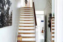 entrées et escaliers