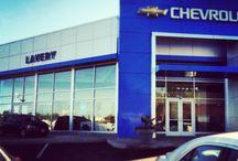 Our new stylish dealership