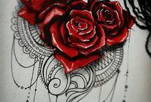 Tatto entre os seios