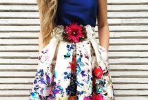 Vestido florido fiesta