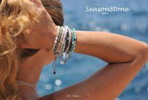 SeasonStone bijoux / Des bijoux Chics et poétique