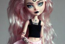 BJD and custom dolls