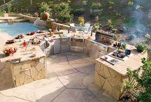 Kitchens - Outdoor Rooms