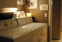 Laundry room / by Ashley Matthews