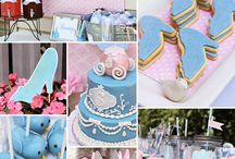 Cinderella Party Ideas / by Cindy Bustle
