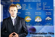 Weather-Forecasting Templates