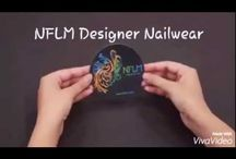 Videos / Videos on various NFLM Nailart Wear concepts....