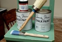 My Annie Sloan Chalk Paint Projects