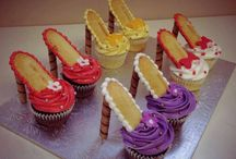 Cupcakes / receitas e idéias