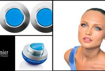 Go Blue! / Use our classic blue line for great skincare solutions for the upcoming summer.