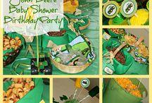 John Deer baby shower ideas / by Tessa Keith