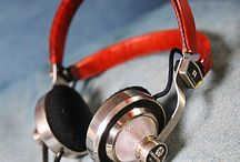 Headphone Madness / All kind of headphones. From vintage to next generation.