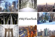 #MyViewYork / In 2015, we've partnered with one of our favorite #Instagram #influencers @CXCArtist to document the many diverse, distinct and delightful views found throughout NYC. We'll be sharing them all year with #MyViewYork. / by Mandarin Oriental, New York City
