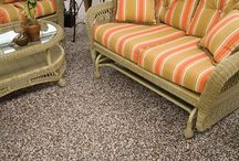 Nature Stone Outdoor Flooring / Provide a beautiful outdoor surface that serves a purpose and looks great! Choose from a variety of colors that are non-slip and clean easily with a pressure washer or hose.