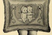 Kewpie cuties