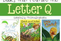 """letter """"Qq"""" activities"""