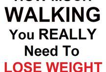 Walking lose weight