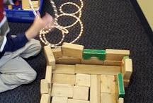 Preschool: Blocks / by Anne Bethel