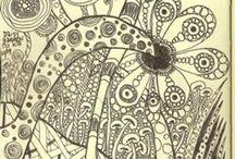 Zentangel/Doodle