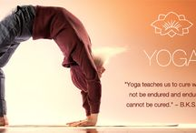 We LOVE Yoga / Our All-Sport Wash is perfect for fighting funky sports and fitness related odor!  http://www.mollyssuds.com/mollys-suds-all-sport-32-loads/