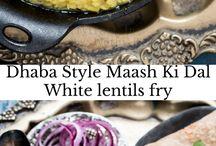 Dal /Lentil Recipes