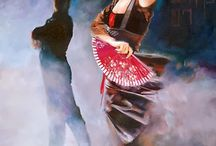 ♥  ✿  Dance ✿♥ / by Mohamed Abo El Yazid