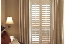 Window Coverings / For every room in the house!