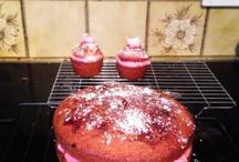 Cakes / Cakes: cupcakes, cakes, birthday cakes, baby shower cakes, fairy cakes etc.