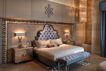 Glam Bedroom Designs / Glamorous and Luxurious Bedrooms