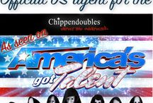 USA Chippendoubles / USA Chippendoubles as seen on America Got Talent 2015 For bookings please contact us at 323-850-0825 http://mirrorimagesco.com/