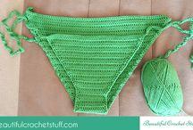 bikini verde