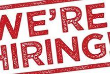 Employment opportunities / Job ad