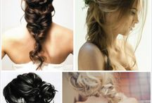 Wedding Hairstyles / by Donna Collins