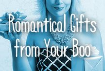 Romantical Gifts From Your Boo / What's better than a lovey present from your hunny?  / by FYI TV